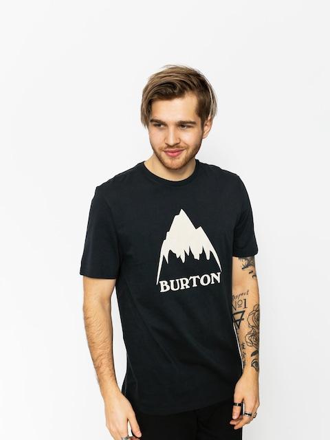 T-shirt Burton Clssmtnhgh (true black)
