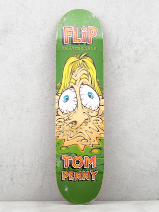 Deck Flip Meltdown Tom Penny (green)