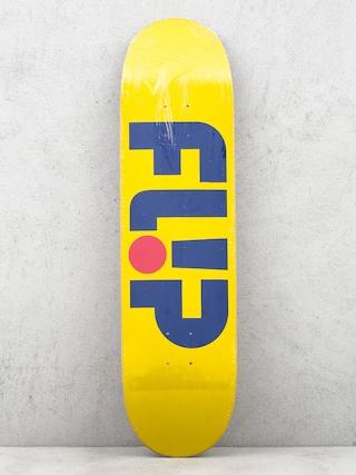 Deck Flip Odyssey Logo (yellow)
