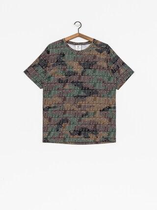T-shirt Hype Justhype Camo (camo)