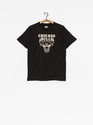 T-shirt New Era Bng Graphic Chicago Bulls (black)