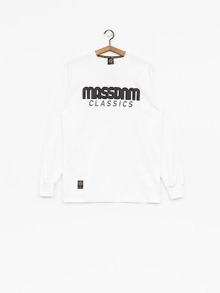 Longsleeve MassDnm Classics (white)