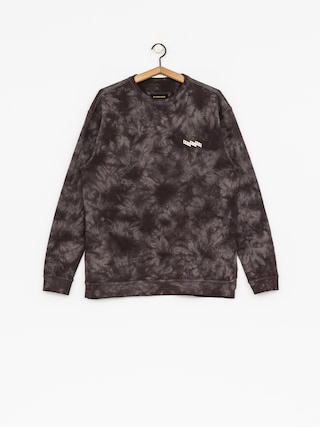Bluza Quiksilver Knollout (raven tie and dye)