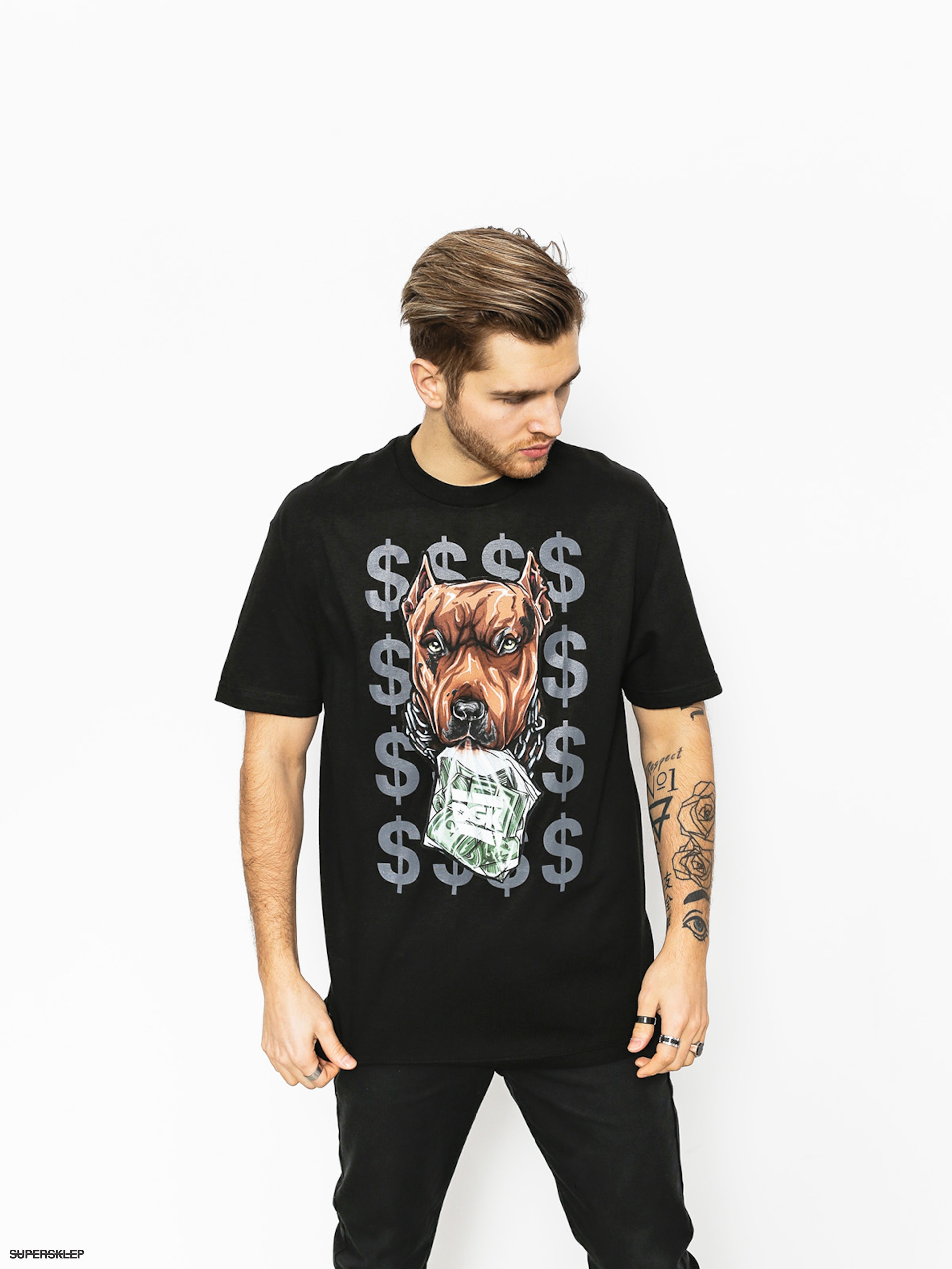 T-shirt DGK Come Get It (black)
