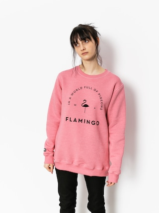Bluza Diamante Wear Flamingo Wmn (pink)