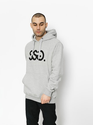 Bluza z kapturem SSG Classic HD (grey)