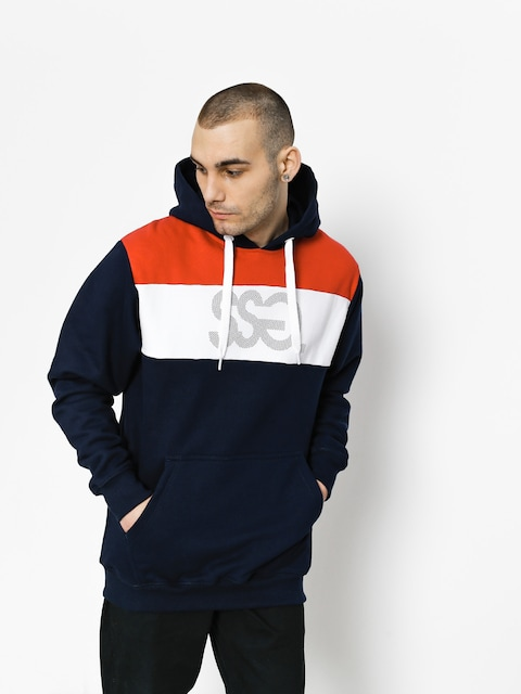 Bluza z kapturem SSG Colors HD (red/white/navy)