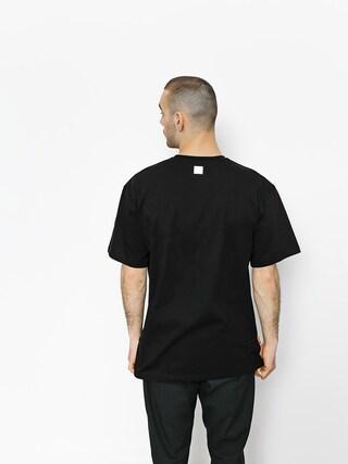 T-shirt SSG Graffiti Letters (black)