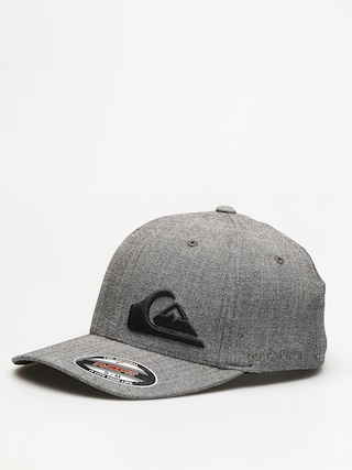 Czapka z daszkiem Quiksilver Final ZD (dark charcoal heather)