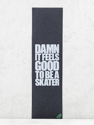 Papier Mob Skateboards Damn Good (black)