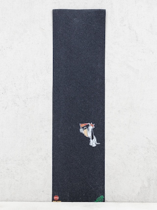 Papier Mob Skateboards Almost Droopy (black)