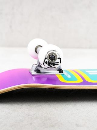 Deskorolka Girl Skateboard Malto 93 (navy/pink)
