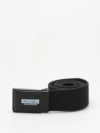 Pasek Nervous Ghotic (black)