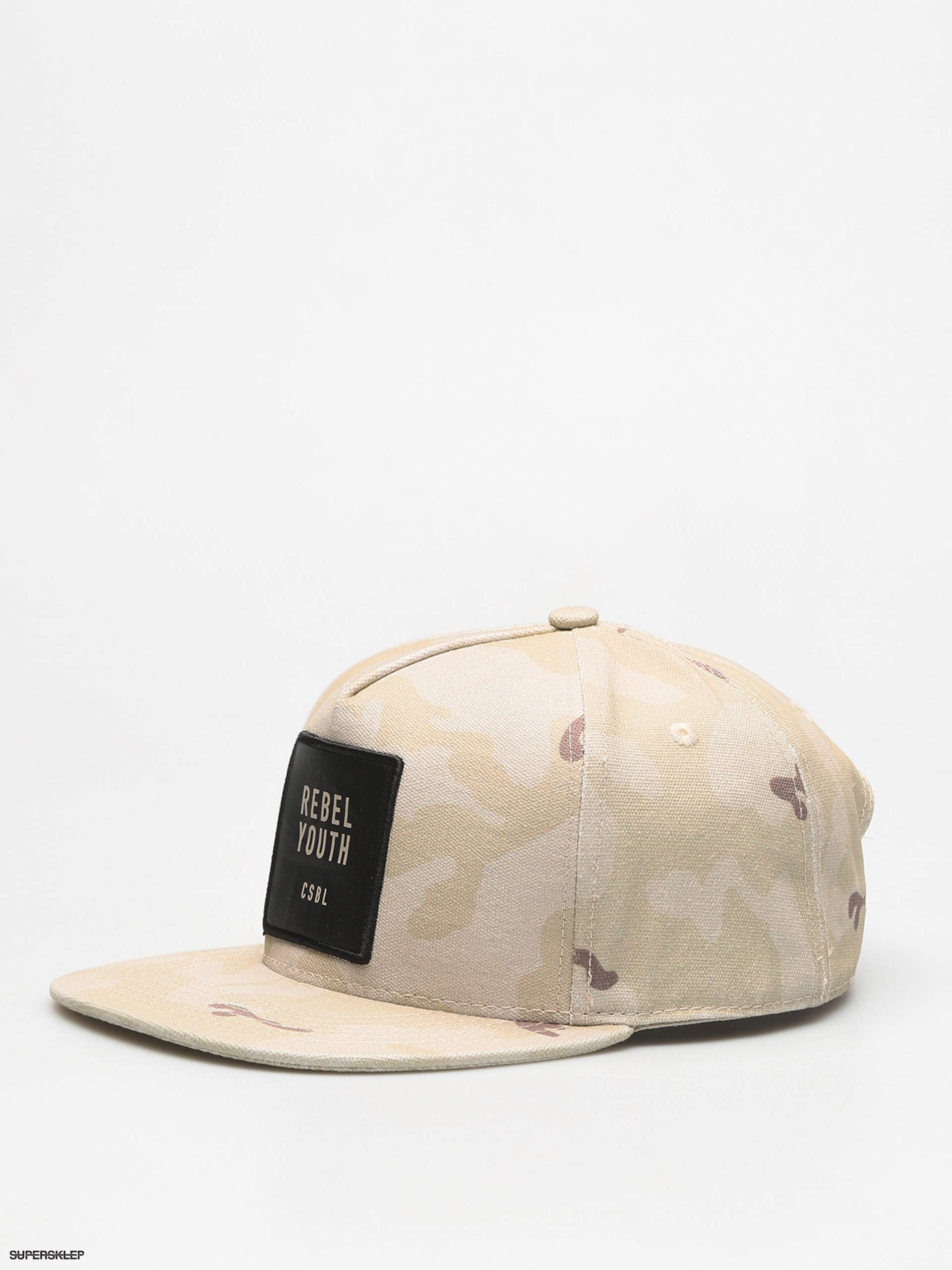 Czapka z daszkiem Cayler & Sons Csbl Rebel Youth ZD (desert camo/black)
