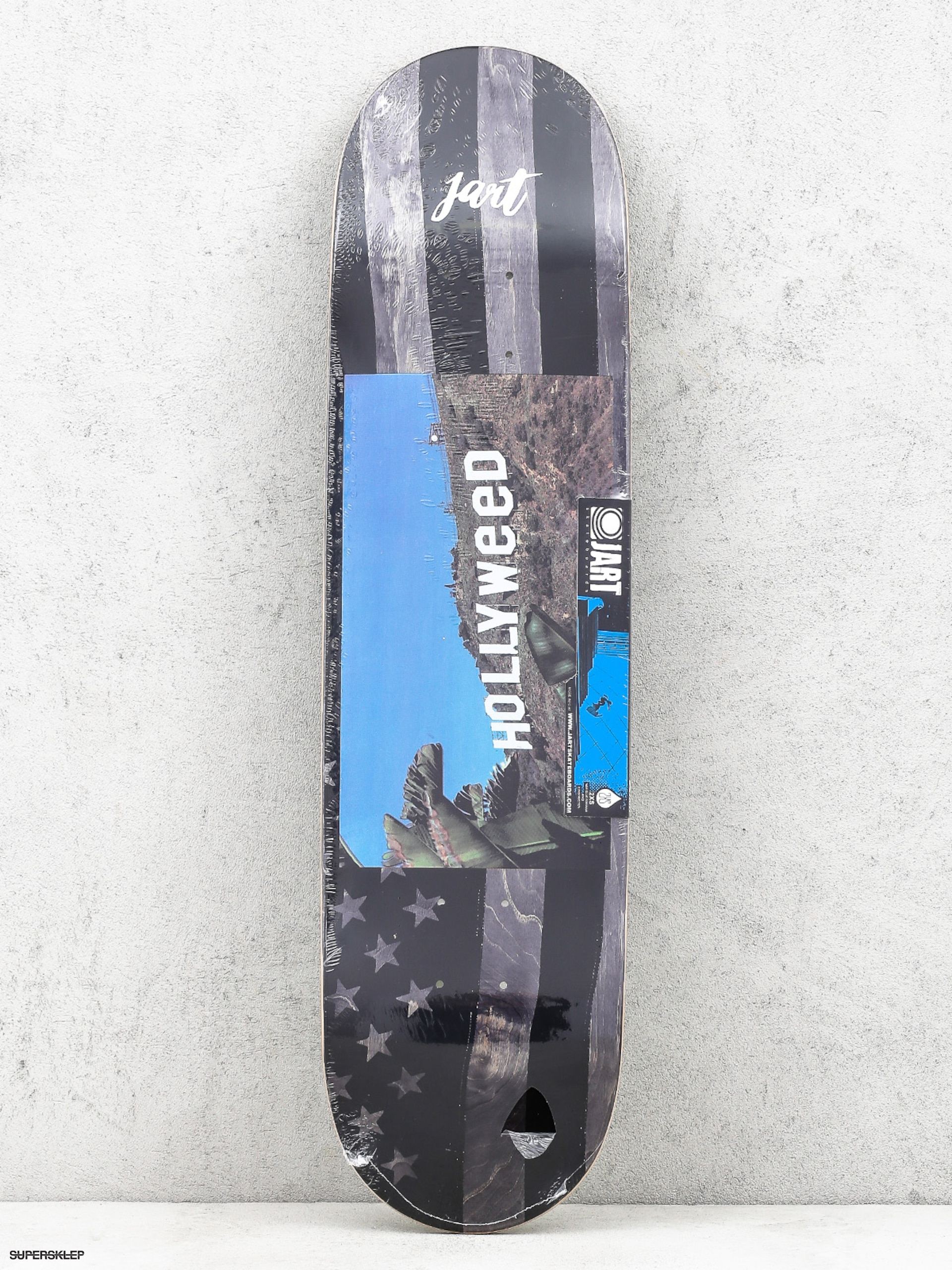 Deck Jart Hollyweed (black/multi)