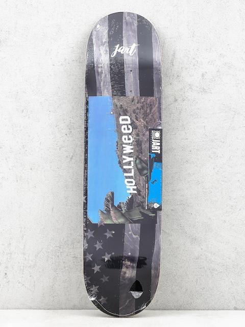 Deck Jart Hollyweed (black/multi)