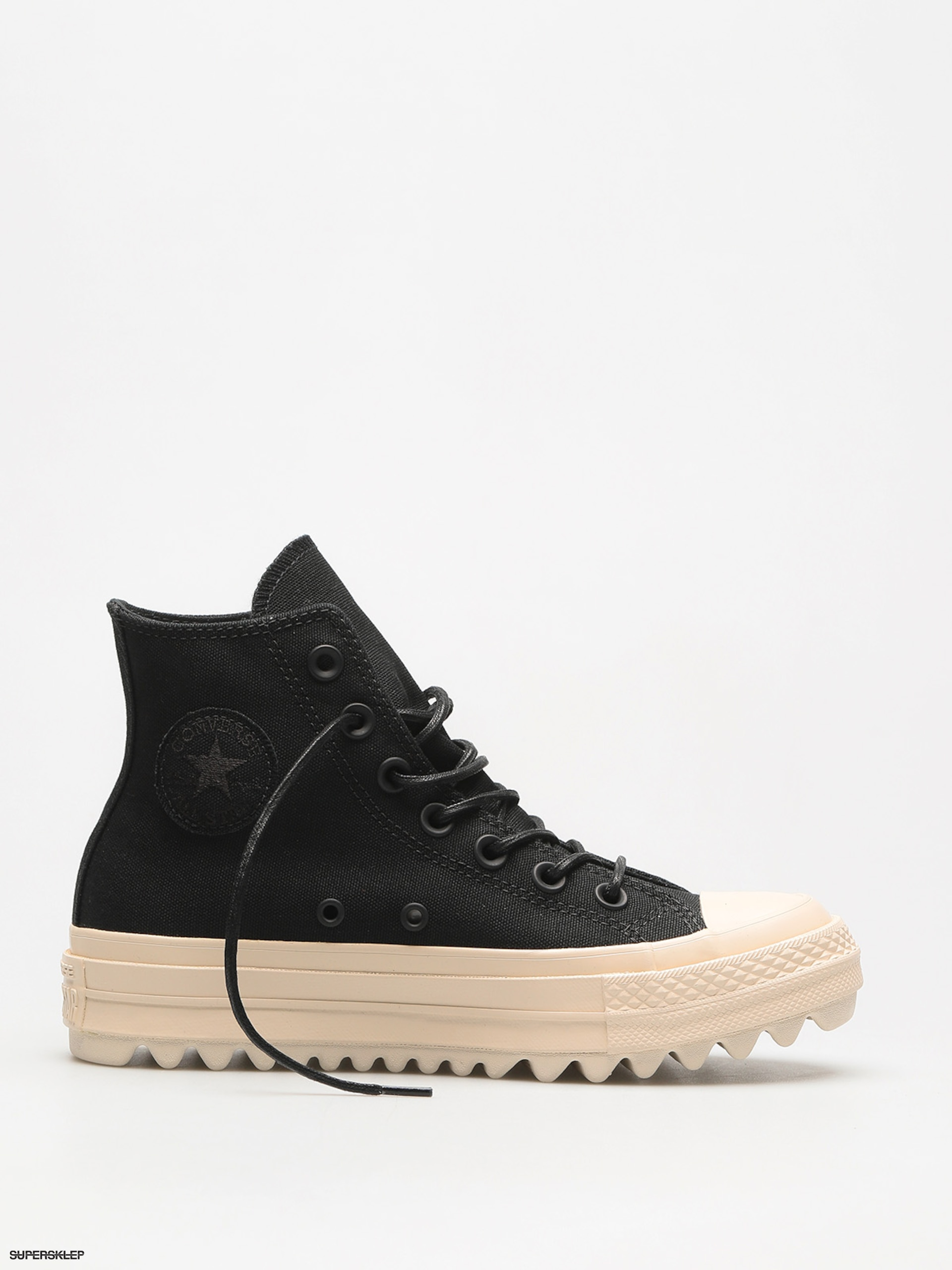 Trampki Converse Chuck Taylor As Lift Ripple Hi Wmn