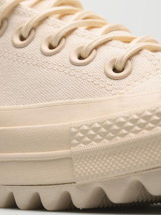 Trampki Converse Chuck Taylor As Lift Ripple Ox Wmn (natural/natural/natural)