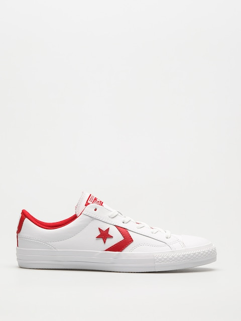 Trampki Converse Star Player Ox (white/enamel red/white)