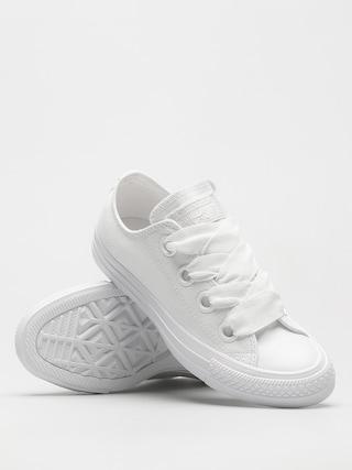 Trampki Converse Chuck Taylor As Big Eyelets Ox Wmn (white/white/white)