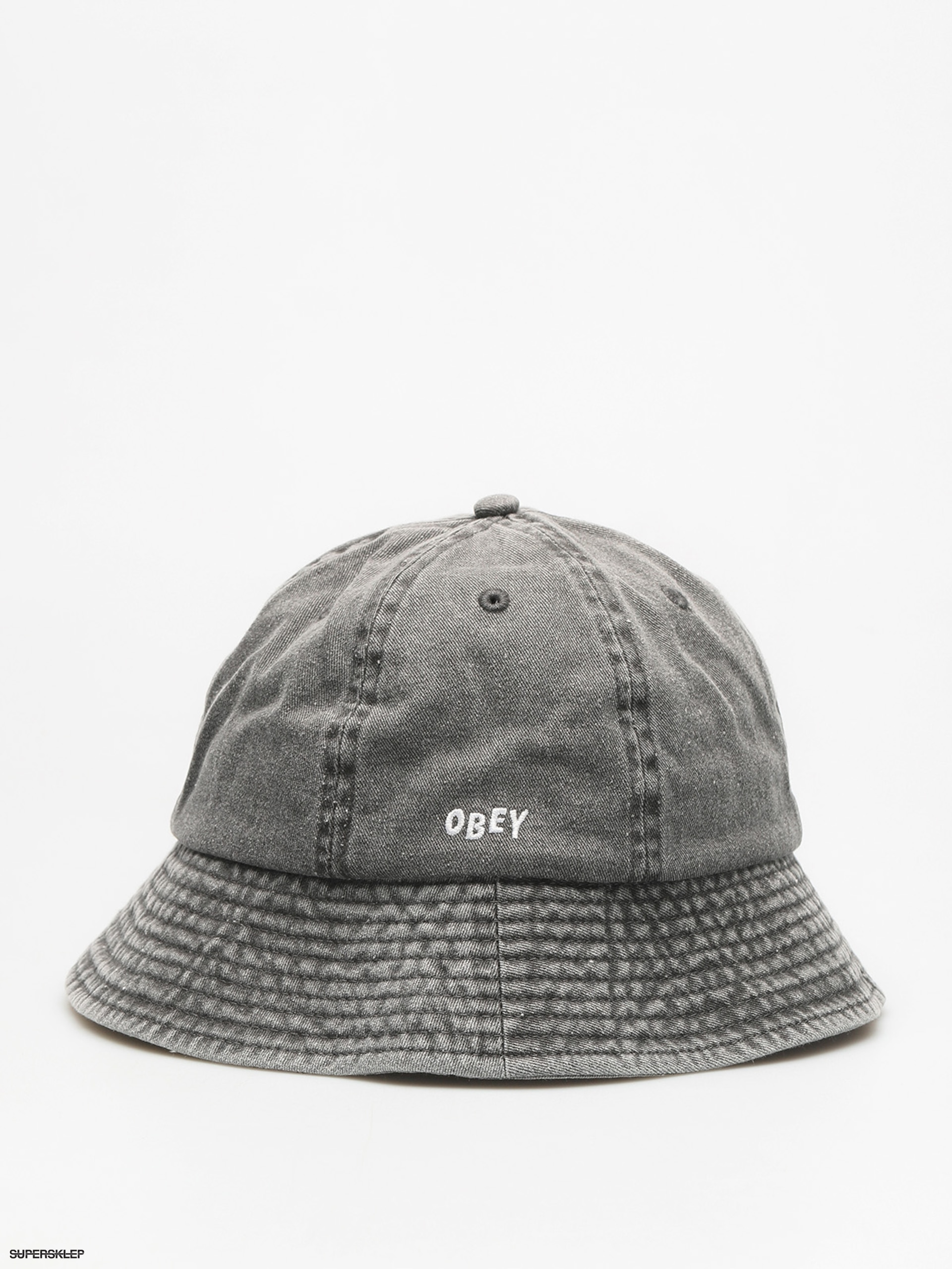Kapelusz OBEY Decades Bucket ZD (blk)