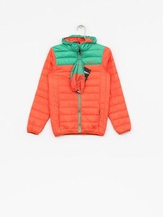 Kurtka Majesty Asgaard Down Wmn (orange/mint)