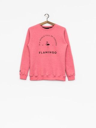 Bluza Diamante Wear Flamingo Wmn (pink)