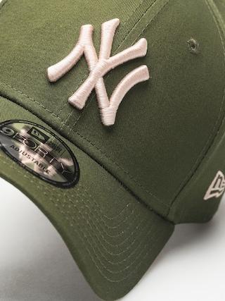 Czapka z daszkiem New Era League Esntl New York Yankees ZD (green)