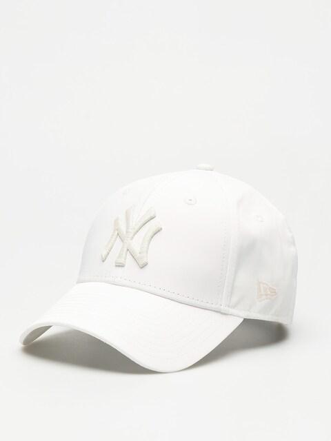 Czapka z daszkiem New Era Sport 940 New York Yankees ZD Wmn (white)