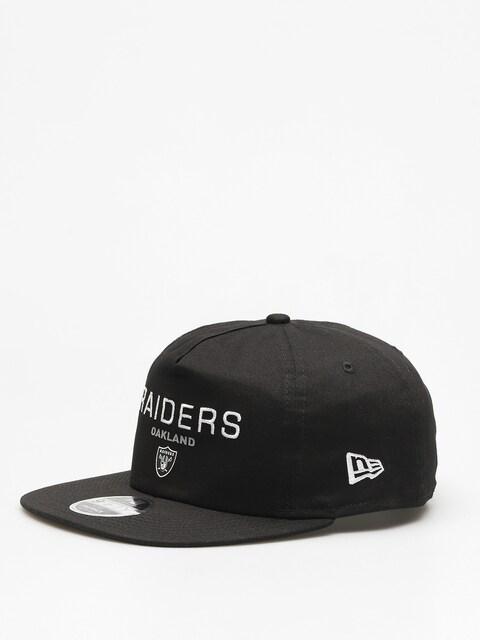 Czapka z daszkiem New Era NFL Statmnt 950 Oakland Raiders ZD (black)