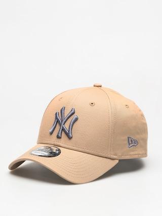 Czapka z daszkiem New Era League Esntl New York Yankees ZD (sand/blue)