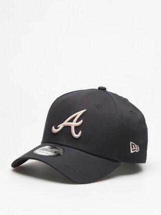 Czapka z daszkiem New Era League Esntl Atlanta Braves ZD (navy)