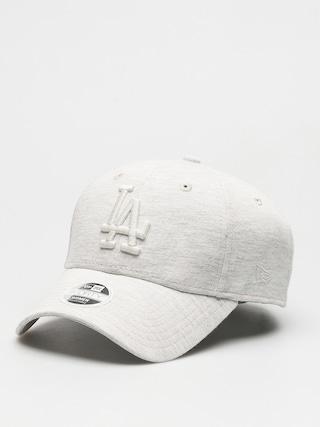Czapka z daszkiem New Era Essential Jrsy 940 Los Angeles Dodgers ZD Wmn (light grey heather)