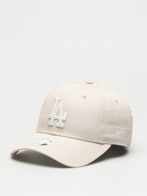 Czapka z daszkiem New Era Essential 940 Los Angeles Dodgers ZD Wmn (sand)