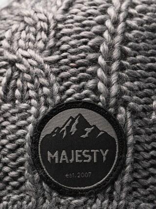 Czapka zimowa Majesty Kink (graphite/raspberry)