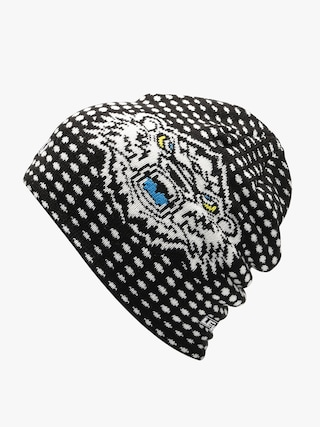 Czapka zimowa Level Worldcup Beanie (black white)