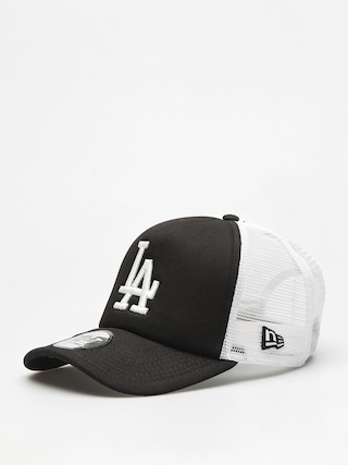 Czapka z daszkiem New Era Clean Trucker Los Angeles Dodgers ZD (black)