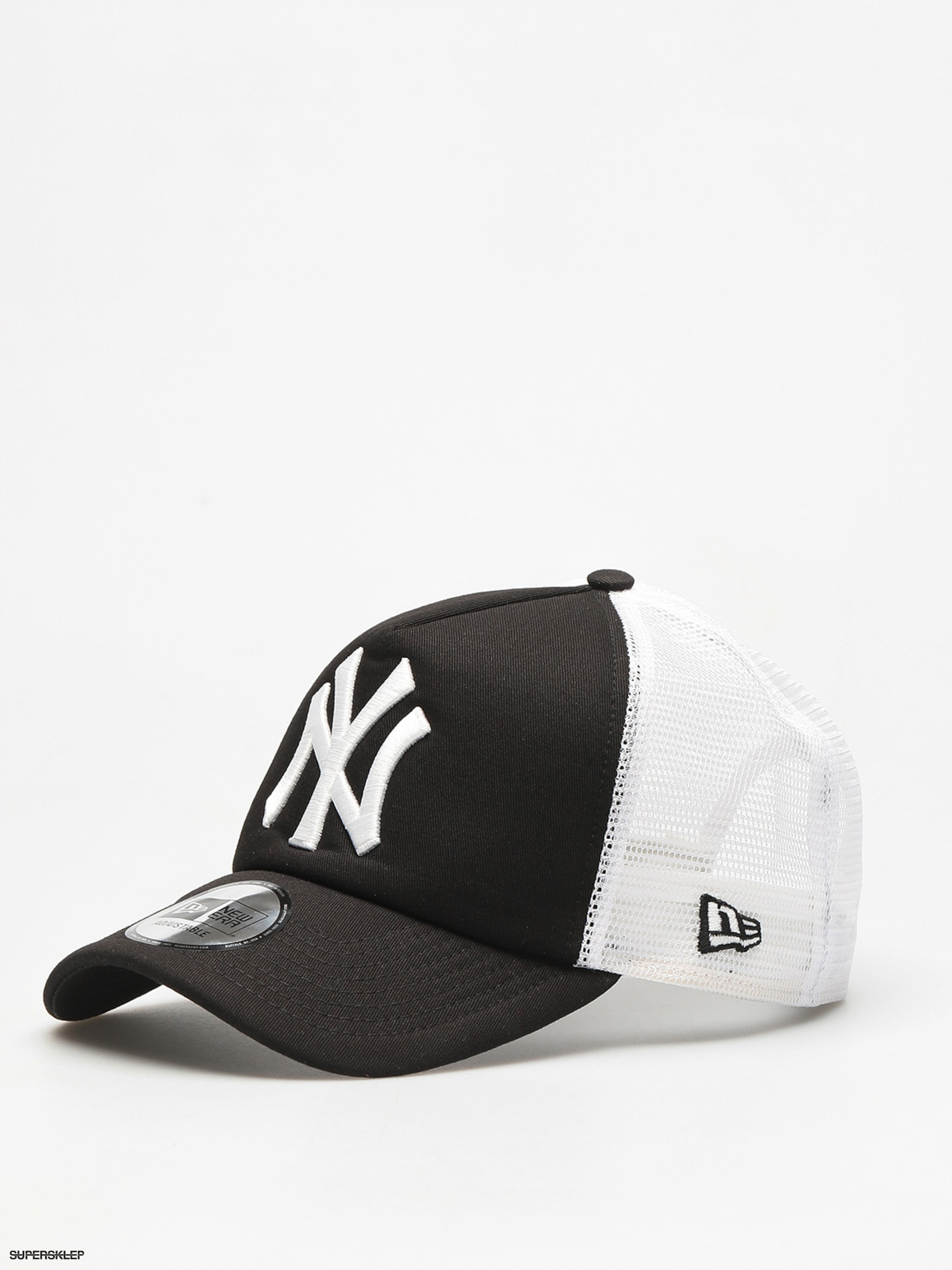 Czapka z daszkiem New Era Clean Trucker New York Yankees ZD