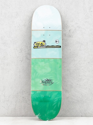 Deck Real Walker Tropical Slick (teal/green)