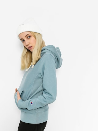 Bluza z kapturem Champion Reverse Weave Hooded Sweatshirt HD Wmn (cgr)