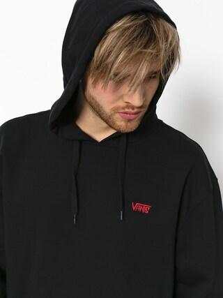 Bluza z kapturem Vans Sketch Tape HD (black)