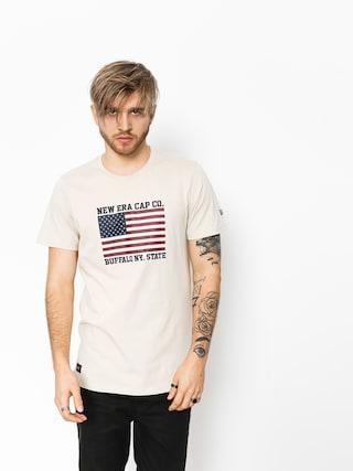 T-shirt New Era World (tan)