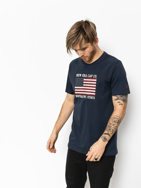 T-shirt New Era World (navy)
