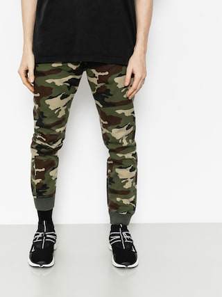 Spodnie MassDnm Joggers Classics (woodland camo)