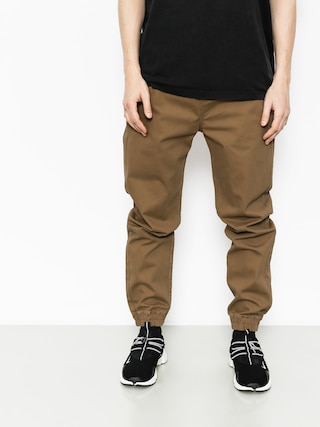 Spodnie MassDnm Joggers Signature (beige)