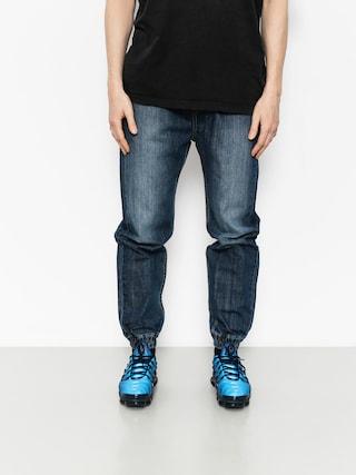 Spodnie MassDnm Joggers Signature (dark blue)