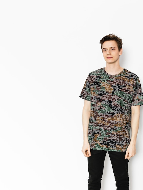 T-shirt Hype Justhype Camo