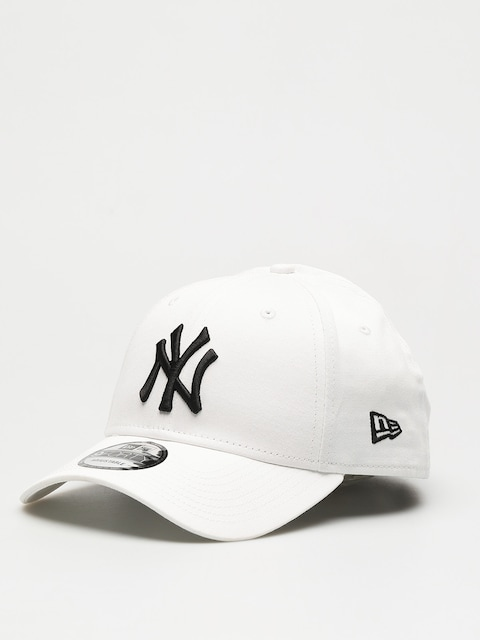 Czapka z daszkiem New Era League Basic New York Yankees ZD (white)