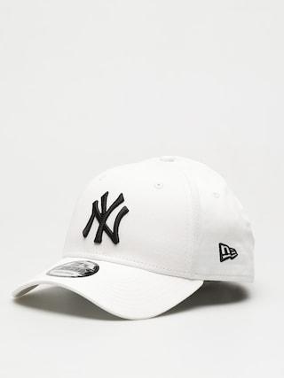 Czapka z daszkiem New Era League Basic New York Yankees ZD (white)