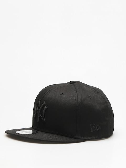 Czapka z daszkiem New Era MLB 9Fifty New York Yankees ZD (all black)
